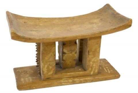 Ancestor Stool (Ashanti People, Republic of Ghana)