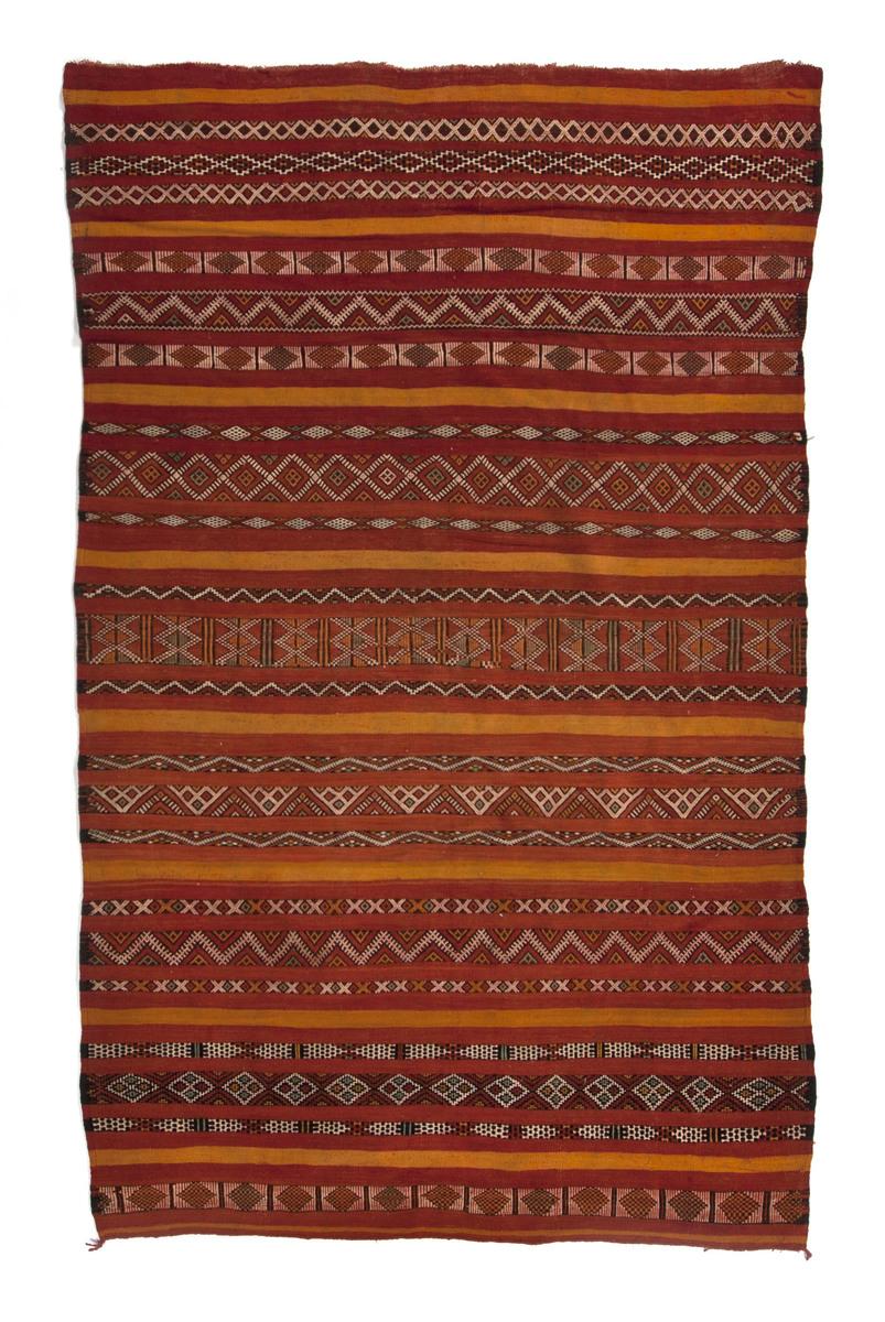 Blanket (The Berber, Beni M'Guild Tribe of the Kingdom of Morocco)