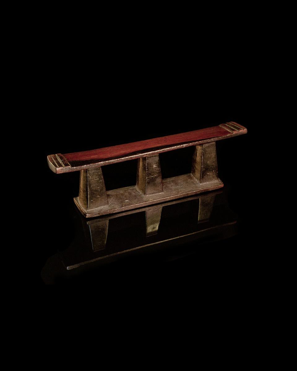 Headrest (Zulu People, Southern Africa)