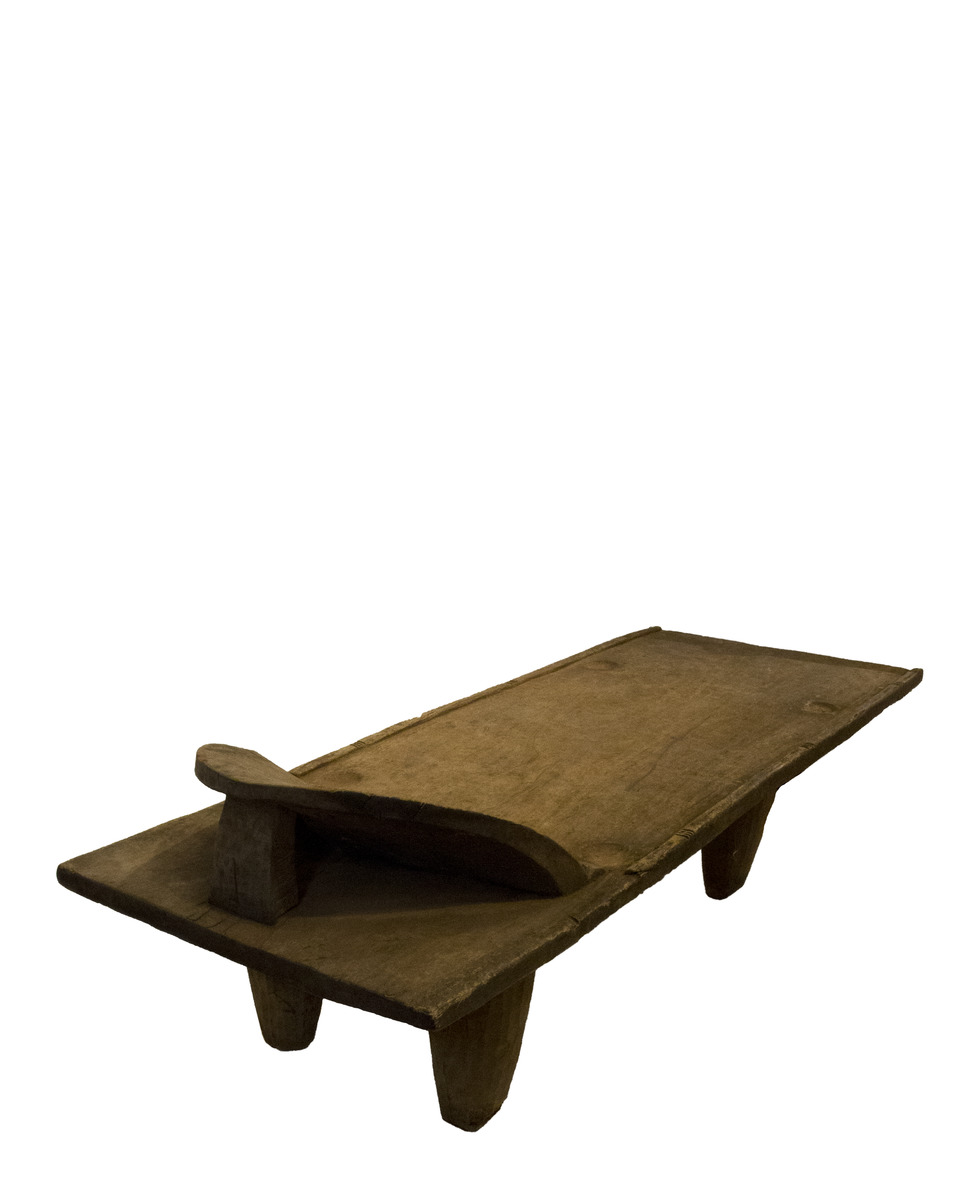 Day Bed (Senufo People, the Republic of Ivory Coast)